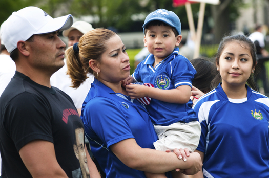 Faith-based communities are marching to keep the pope's call for globalizing compassion and cooperation alive in south Texas and across the nation. Credit: Rrodrickbeiler/iStockphoto