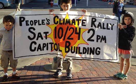 A two-day Climate Action Party and Rally is coming to Boise this weekend. Credit: Snake River Alliance