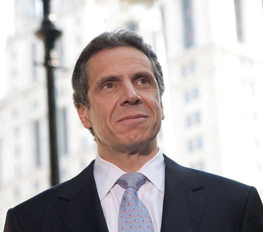 Andrew Cuomo is the first governor in the country to issue statewide regulations banning discrimination based on gender identity.  Credit: Pat Arnow/Wikimedia Commons