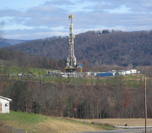 Ohio groups say a higher severance tax is needed on fracking in Ohio. Credit: Ruhrfisch/Wikimedia