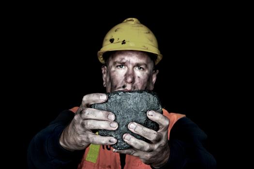 Coal miner. Credit: joebelanger/iStock