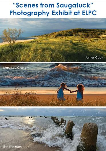 A photo exhibit aims to spotlight a controversial potential real-estate development on natural lands along Lake Michigan. Credit: James Cook/Mary Lou Graham/Erin Wilkinson