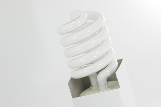 Energy-efficient bulbs can save as much as 80 percent annually. Courtesy: kzinn/morguefile.com