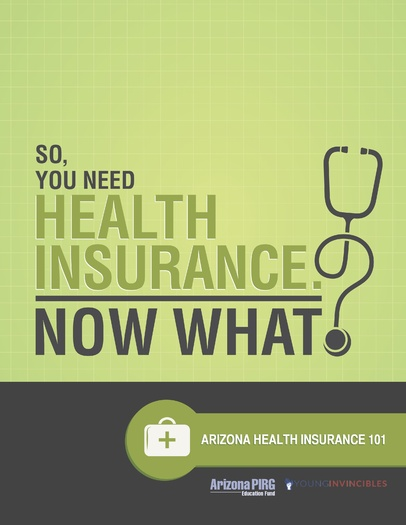 The health insurance marketplace is now open for enrollment until the end of January. Credit: AZ PIRG