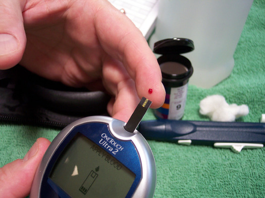November is National Diabetes Month, and experts are urging North Dakotans to watch what they eat. Credit: Cohdra/Morguefile.com