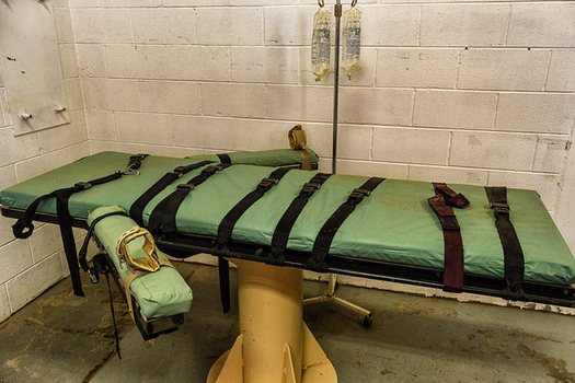South Dakota's last execution was performed in 2012. Credit: Ken Plorkowski/Flickr
