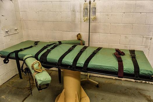 South Dakota's last execution was performed in 2012. Credit: Ken Plorkowski/Flickr