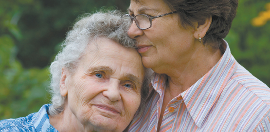 Support for Family Caregivers Allows Senior Independence / Public