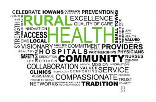 National Rural Health Day recognizes rural healthcare providers and the patients they serve. Courtesy: USDA