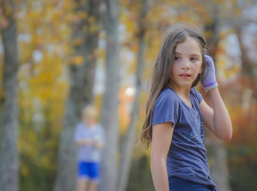 Experts recommend taking extra precautions with your child's personal information and being alert for signs of identity theft. Credit: MarcusScottReed/morguefile.com