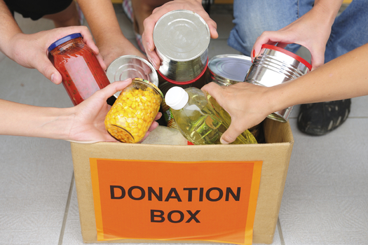 Northern Illinois residents are being asked to help their hungry neighbors for Giving Tuesday. Credit: iStockphoto