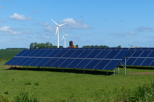 Clean-energy advocates say New York may need 85 percent renewable power by 2030 to reach carbon reduction goals. Credit: Mat Fascione/geograph.org.uk
