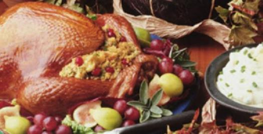 The FDA is finalizing new food safety rules, and advocates say that's something to be thankful for. Credit: USDA