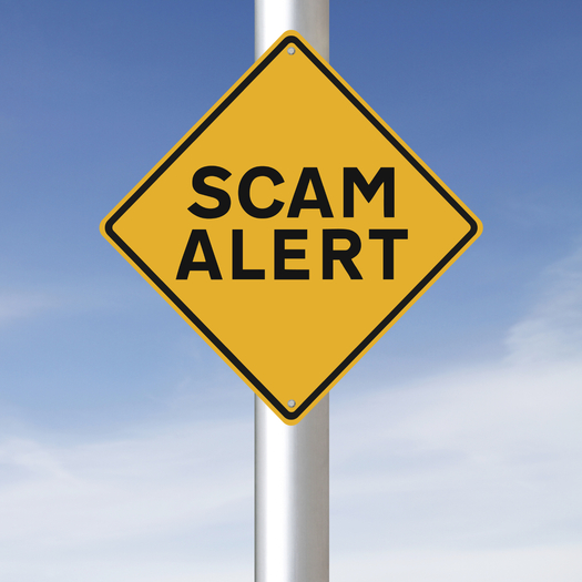 At this time of year, criminals and con artists often impersonate legitimate charities in an effort to get your cash. Credit: amanalang/iStockphoto