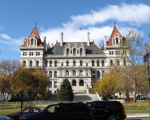 More federal investigations of New York state lawmakers are in progress. Credit: Kurtman518/Wikimedia Commons