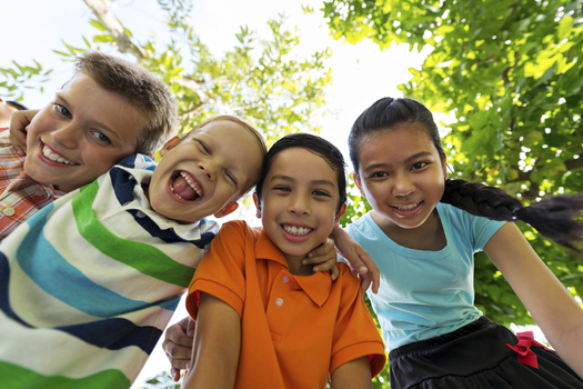 Texas is taking the lead to help young people in foster care experience life as any other child. Credit: DragonImages/iStockphoto