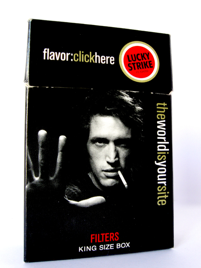 Tobacco companies' efforts to make smoking look cool mean outspending smoking prevention efforts by about 145 to one. (Alvimann/morguefile)