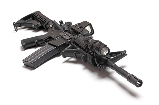 California gun-control advocates are praising the U.S. Supreme Court for leaving in place local bans on assault weapons. (iStockphoto/Ultra1s)