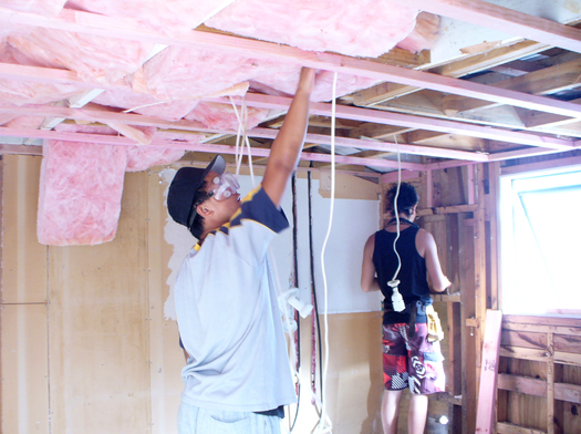 Weatherization provides energy savings, safety and peace of mind for homeowners. (Melodi2/morguefile)