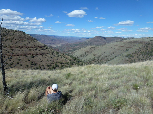 Most people who have seen Oregon's Painted Hills in Wheeler County have traversed some part of the surrounding land that's now up for wilderness protection in Congress. (Bob DenOuden)