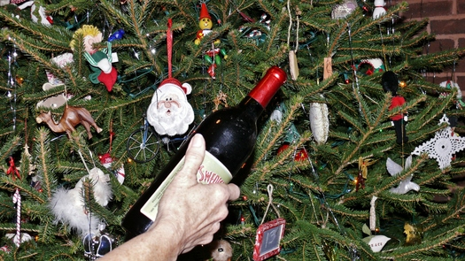 Experts are asking parents to discourage underage drinking among their children during the holidays, a prime time for taking that first sip. (Greg Stotelmyer)