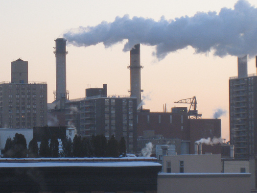 Environmental Advocates say budget cuts mean less accountability for polluters. (Salim Virji/Flickr)