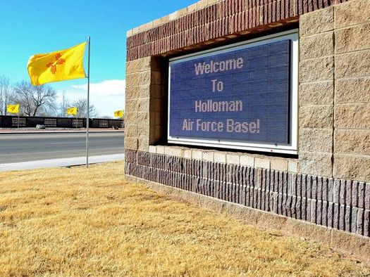 Holloman Air Force Base will host some 400 refugee children from Central America starting in mid-January while federal officials place them with family members in the United States or in foster homes. (U.S. Air Force)