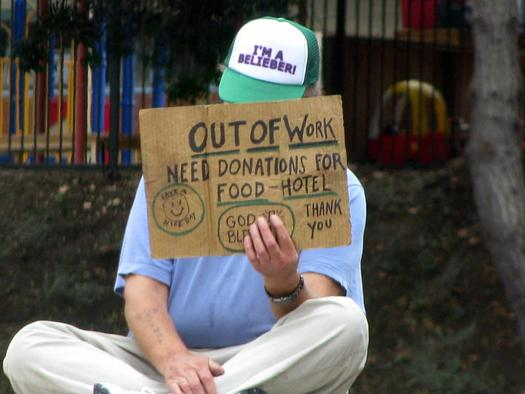 Arizona officials are looking for volunteers to help count the number of people who are homeless in a one-night effort coming up Jan. 25. (ArielleJay/morguefile)