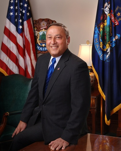 Governor Paul LePage issued an apology Friday, but Maine organizers says it fell short of meeting the charge that he had injected race into a critical issue, dealing with the heroin epidemic. (Governor's Office Photo)