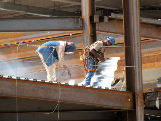 Recent investigations in Oregon have led to recovery of $2.7 million for construction workers on state-funded projects. One group says it's the tip of a wage-theft iceberg. (greyerbaby/morguefile)