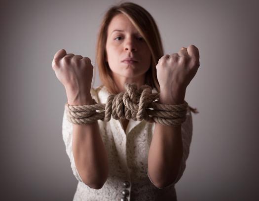 Today is National Human Trafficking Awareness Day (Marjan Apostolovic/iStock)