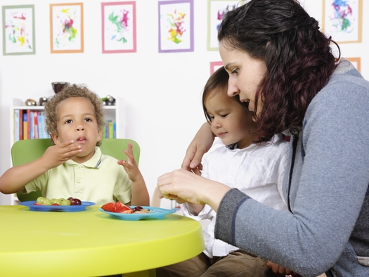 Child-care advocates are asking Minnesota lawmakers to consider raising wages and increasing public investment in those programs. (iStockphoto)