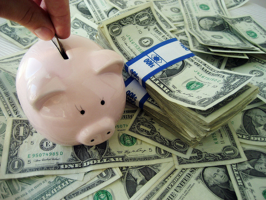 Having a savings cushion can help families avoid making bad financial decisions and ensure better futures for their children. (401(k)2012/Flickr)