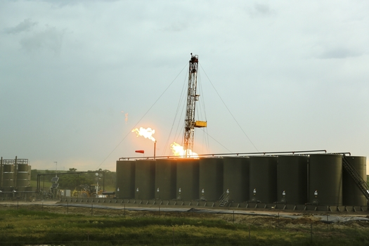 New federal rules could severely limit methane flaring at North Dakota's tribal and public gas wells. (iStockphoto)