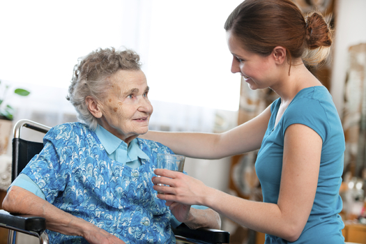 New bipartisan legislation recently introduced in Wisconsin will be very beneficial to the state's caregivers and their families, says AARP. (AlexRaths/iStockPhoto.com