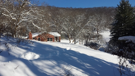 As Virginia digs out of this weekend's snowfall, health officials warn plenty of cold-weather dangers remain. (Dan Heyman)