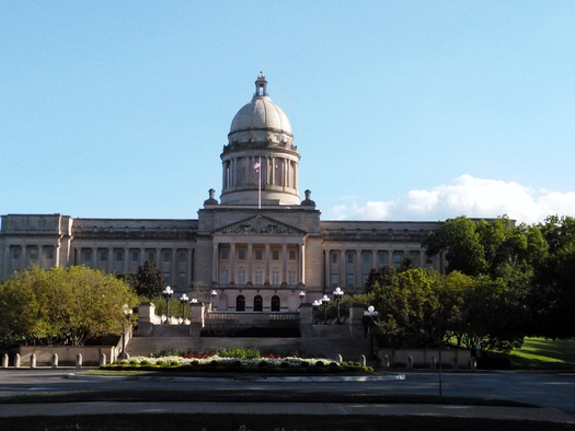 A new coalition of education, economic and health groups is calling on state lawmakers to find consensus on how to increase revenue in Kentucky. (Greg Stotelmyer)