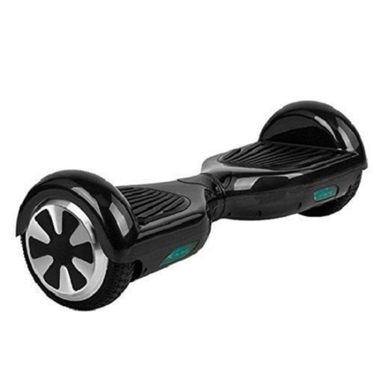 While much attention has been paid to hoverboards that have burst into flames, a more common result is a fall leading to broken bones. (hovershop.com)