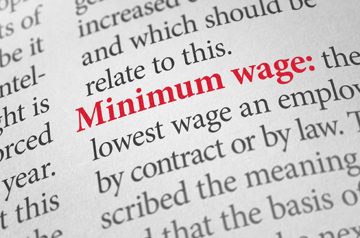 Raising wages to $12 by 2020 would save taxpayers $17 billion in public assistance costs, according to a new report. (Zerbor/iStockphoto)