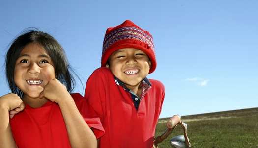 Child-welfare experts are in Mandan for the 15th Indian Child Welfare and Wellness Conference. (iStockphoto)