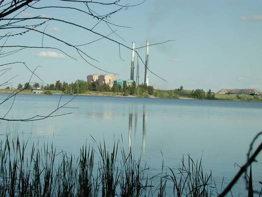 Conservation groups want Montana to rely less on coal-fired power plants such as Colstrip, even though the U.S. Supreme Court put the Clean Power Plan on hold. (Talen Energy)