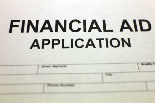 February is Financial Aid Awareness, and Illinois educators are urging students to apply sooner rather than later. (iStockphoto)