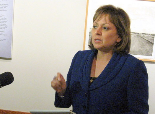 New Mexico Gov. Susana Martinez, a Republican, has battled with the state Legislature for five years over the REAL ID driver's license issue. (Wikimedia Commons)