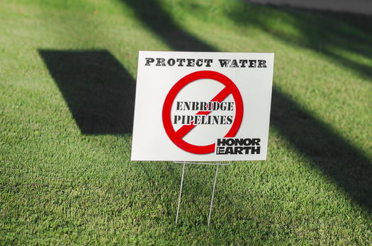 Tribal groups are calling for a Minnesota oil pipeline expansion to halt permanently. (iStockphoto)