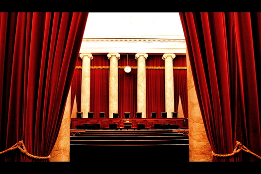 Will a U.S. Supreme Court nomination raise the stakes in the presidential election? (Phil Roeder/Flickr)