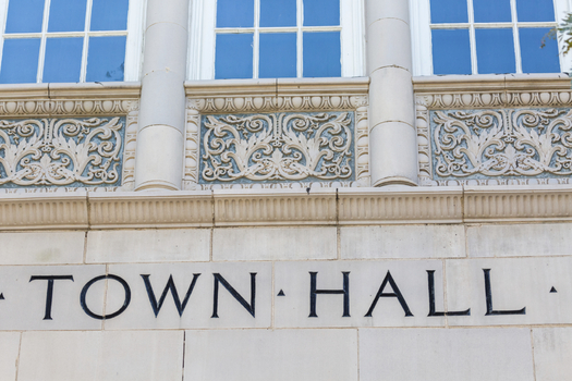 The grassroots group Blue Jean Nation is holding a town hall meeting it calls a revival, saying there's a lot that needs reviving in American politics. (arinahabich/iStockPhoto.com)