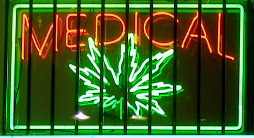 A bill that would legalize marijuana for medical use in Utah is making its way through the state legislature. (Wikipedia Commons)