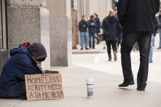 A new report suggests several ways Illinois lawmakers can better help reduce the state's high unemployment and poverty rates. (iStockphoto)