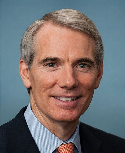 Activists are urging Republican U.S. Sen. Rob Portman of Ohio to support hearings on a Supreme Court nominee. (U.S. Congress)