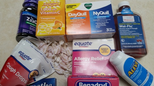 Flu season is widespread in Maryland this year, although across the nation it's been less severe than in years past. (Veronica Carter)